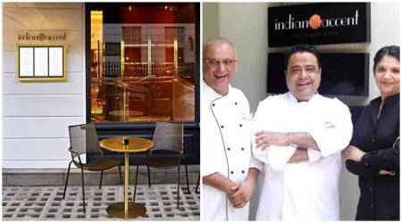 India's #1 restaurant Indian Accent opens in London
