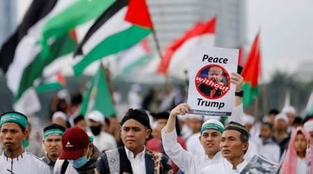 Indonesia clerics want boycott of US products over Jerusalem