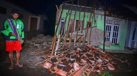 Strong earthquake rattles Indonesia's Java island; 2dead