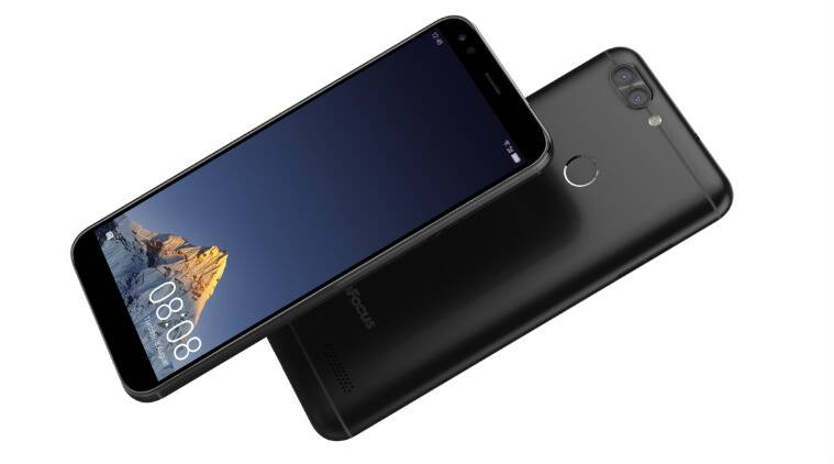 new arrival 75b36 bb352 InFocus Vision 3 with 5.7-inch HD+ Full Vision display launched at ...