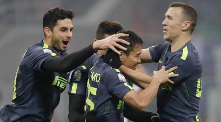 Inter Milan beat 3rd-division Pordenone 5-4 on penalties in Italian Cupquarterfinals