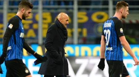 Inter Milan without a win in 4 league games after draw with Lazio