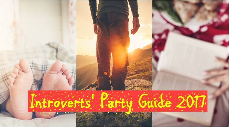 new year party plans, NY plans, places to go for introverts, introvert party plan, how do introverts celebrate, Indian express, Indian express news