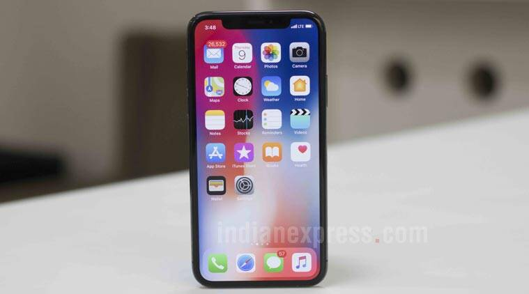 Wall Street analyst says iPhone X sales are below expectations