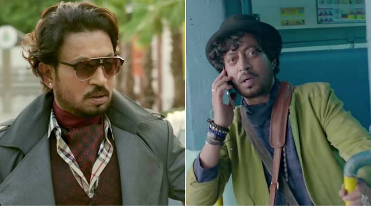 Irrfan Khan was seen in Hindin Medium and Qarib Qarib Singlle.