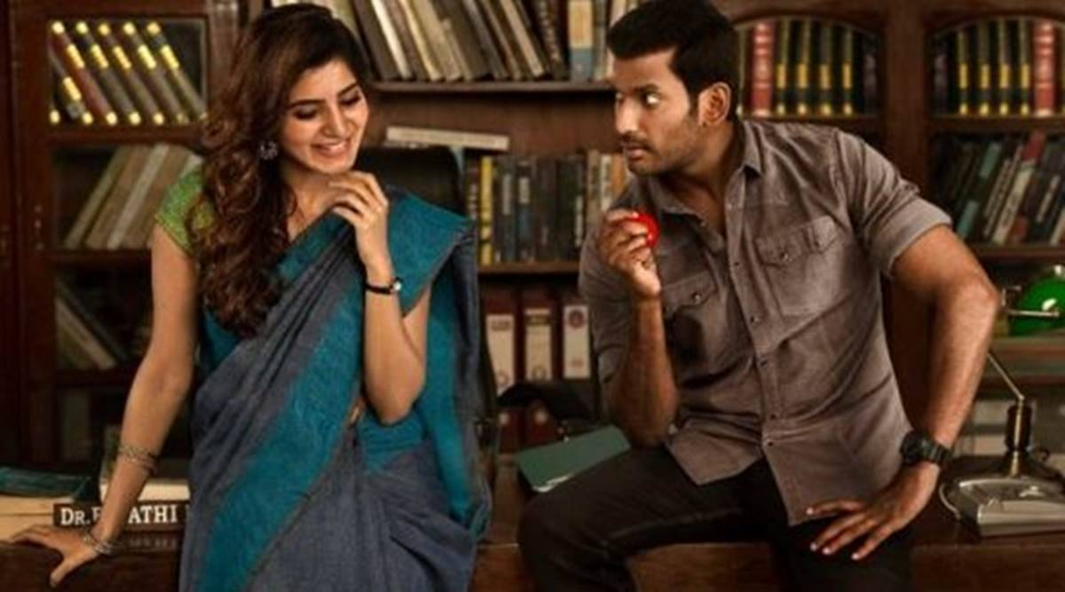 Irumbu Thirai will be a different experience to the audience: Vishal