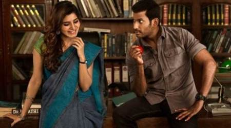 Vishal-Samantha Akkineni's Irumbu Thirai to release on January 26