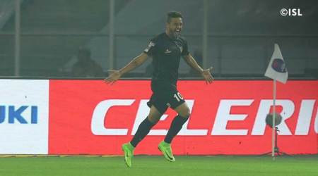NorthEast United were able to convert the few chances they had against Delhi Dynamos.
