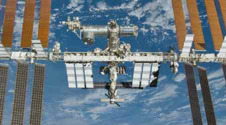International Space Station team to experience New Year's eve 16times