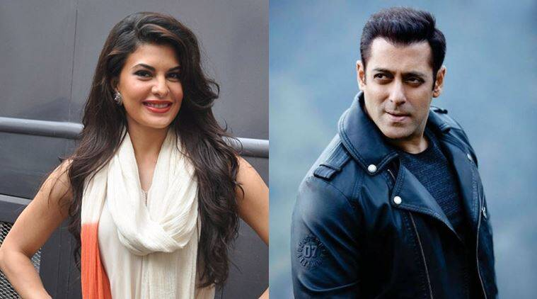 salman khan and jacqueline fernandez in race 3