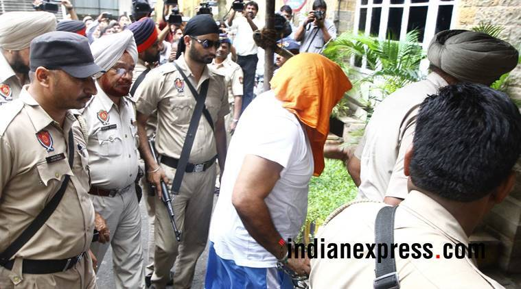 jagdish bhola drug case, Raja Kandola, punjab drugs, enforcemene directorate, ed, investigating officer, deputy director, indian express