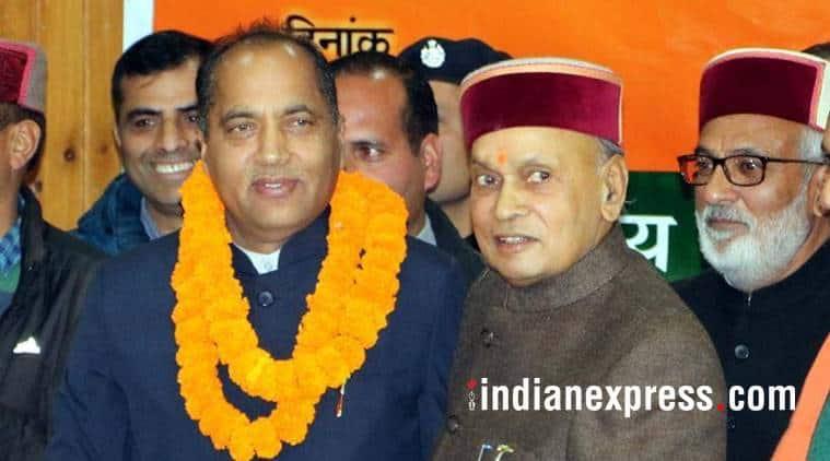 Himachal Pradesh CM Jai Ram Thakur, Himachal CM Jai Ram Thakur, Jai Ram Thakur, Himachal Pradesh, Punjab News, Indian Express, Indian Express News