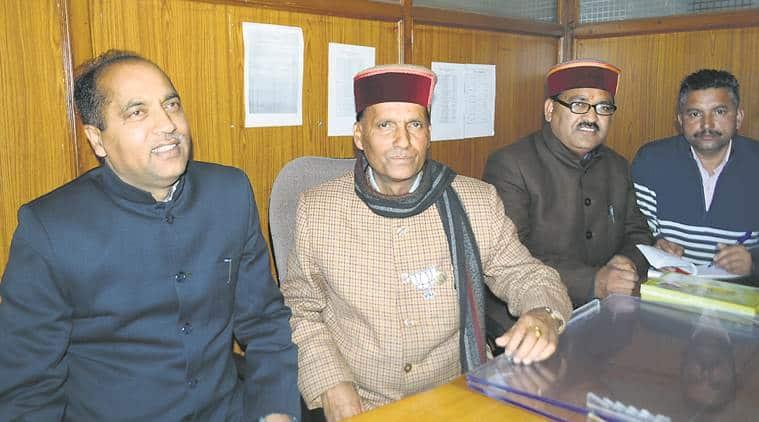 Jairam Thakur Himachal chief minister