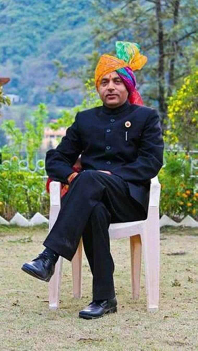 Jairam THakur Himachal Pradesh CM