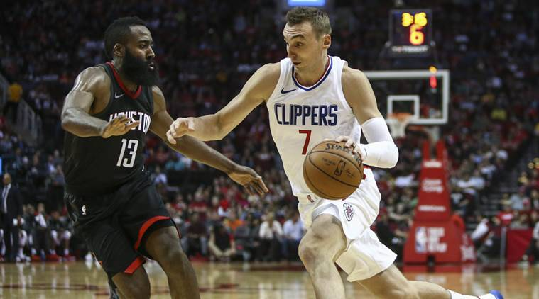 Rockets G ruled out for Friday reunion with Clippers