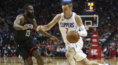 NBA: Clippers overcome James Harden's second straight 51-point game