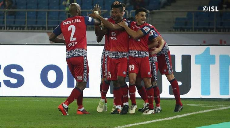 Jamshedpur FC, FC Pune, Indian Super League, ISL, sports news, football, Indian Express