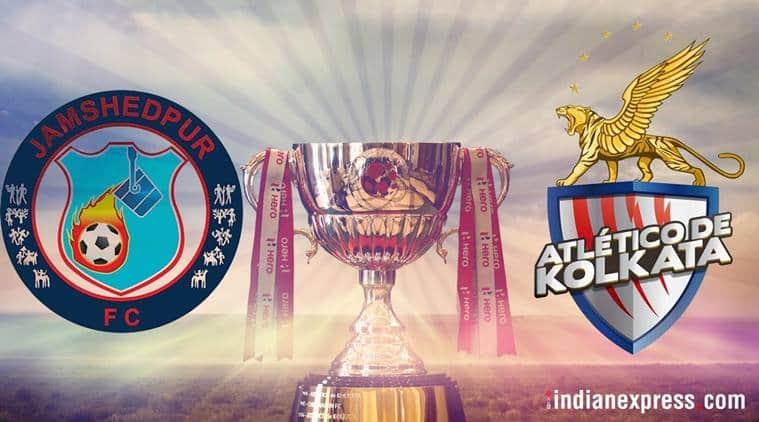 ISL live, Jamshedpur FC vs ATK live, live isl score, live football score, isl live score, jamshedpur vs ATK live, live jamshedpur vs ATK score, jamshedpur vs score, sports news