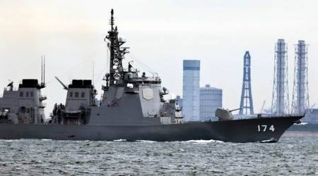 Japan approves record defence spending that favours US-madeequipment
