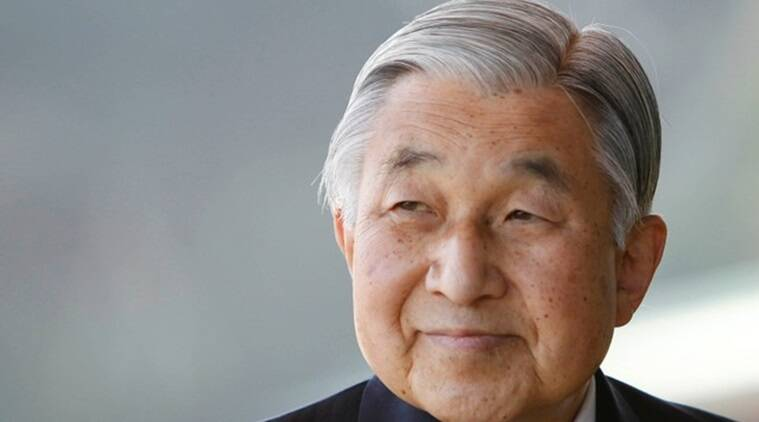 japan emperor, king of japan, emperor akihito, japan royal family, Chrysanthemum Throne, japan crown prince, naruhito, pm shinzo abe, japan latest news, indian express