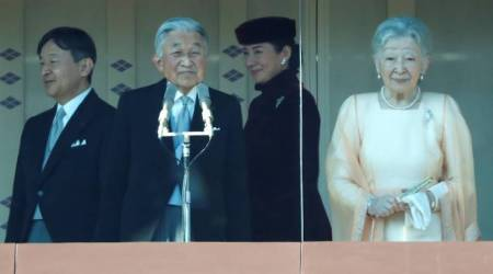 Japan Emperor Akihito turns 84, thanks people over abdication plans