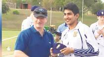 Jason Sangha, the new face of Australian U-19 cricket