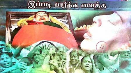 What forced TTV Dinakaran to release the hospital video of J Jayalalithaa?