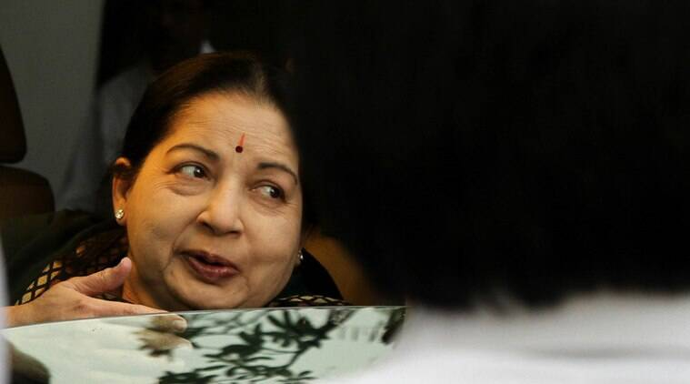 Jayalalithaa Death Probe: Sc Stays Inquiry Commission Proceedings