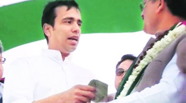 BJP party of capitalists: RLD Jayant Chaudhary