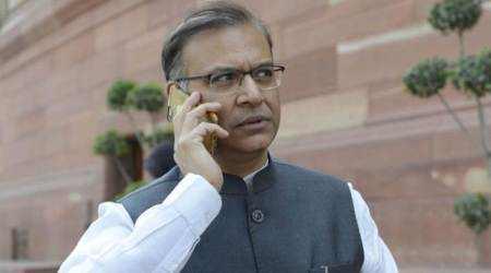Opposition raises slogan against Jayant Sinha in Lok Sabha for felicitating lynching convicts
