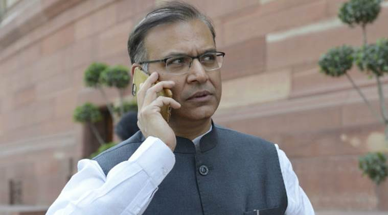 jayant Sinha, FIR against Jayant Sinha, election campaign, BJP, Model Code of conduct, MCC, India news, Lok sabha elections 2019, indian express