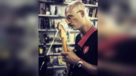 Jeet Thayil was inspired by 'soothing sound' of his father's typewriter