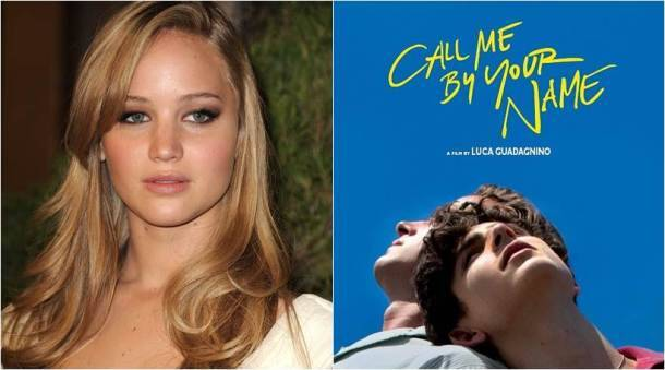 jennifer lawrence call me by your name director