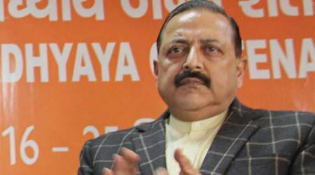 BJP has set example by breaking alliance with PDP over discrimination against Jammu: Jitendra Singh
