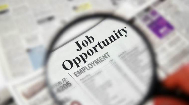 Employment, Unemployment in India, Employment data in India, India jobs, Job sector, Indian Express
