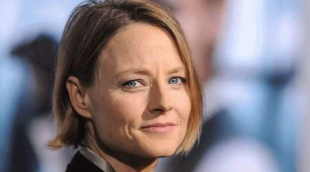 Jodie Foster: I make movies to evolve as aperson