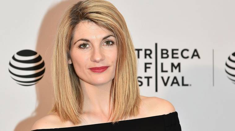 Jodie Whittaker for Doctor Who