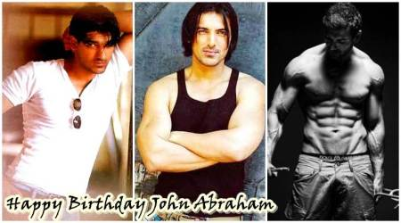Happy birthday John Abraham: Check out pictures of his evolution in Bollywood over the years