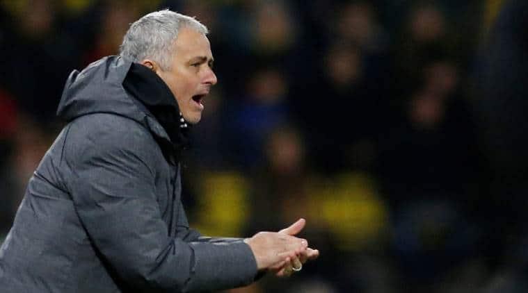 Jose Mourinho, Manchester United, Nemanja Matic, Jose Mourinho, sports news, football, Indian Express