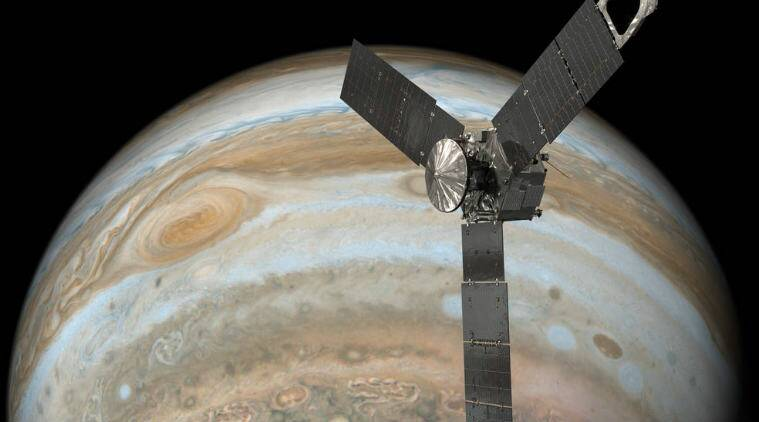 Jupiter's Great Red Spot's roots revealed by Juno spacecraft