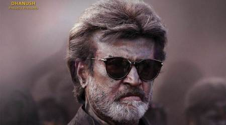 Kaala second look: There is no better way to celebrate Superstar Rajinikanth's birthday, see photo