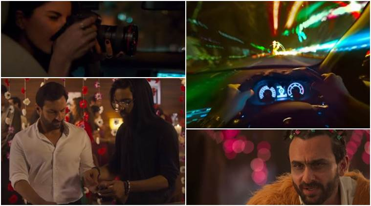 'Kaala Doreya'from KAALAKAANDI is flawless wedding playlist!