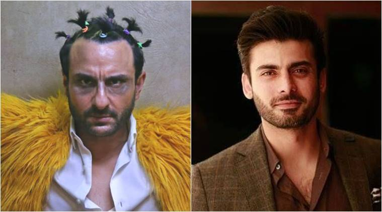 Fawad Khan replaced Saif Ali Khan in Kaalakaandi