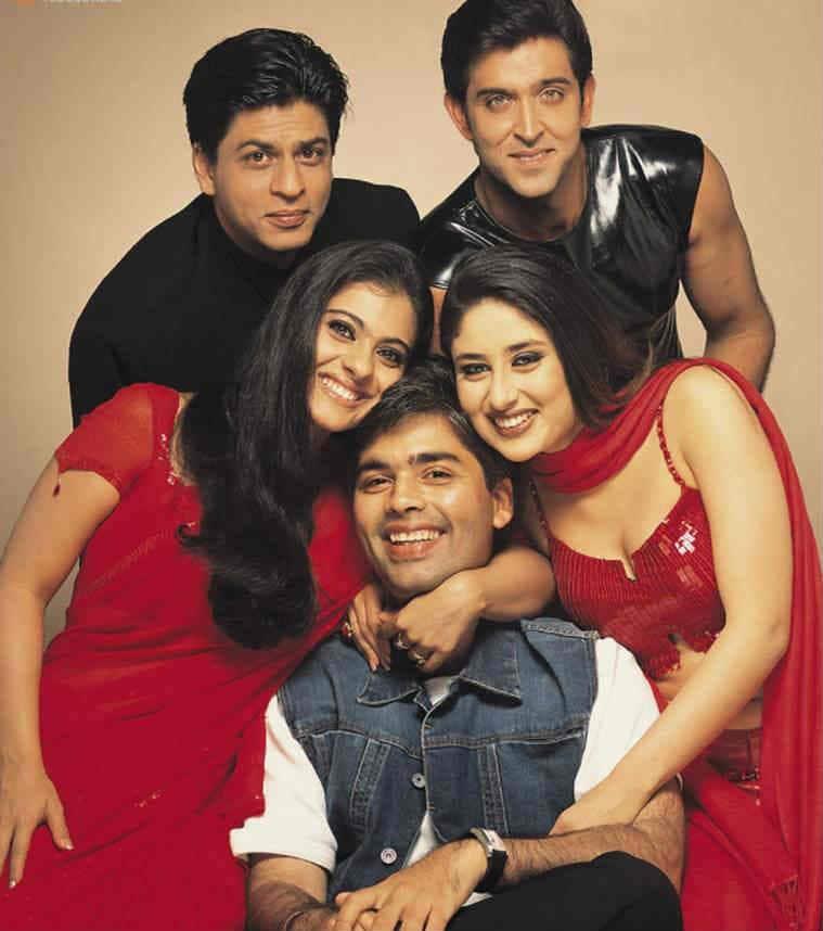 Karan Johar's Kabhi Khushi Kabhie Gham completes 16 years.
