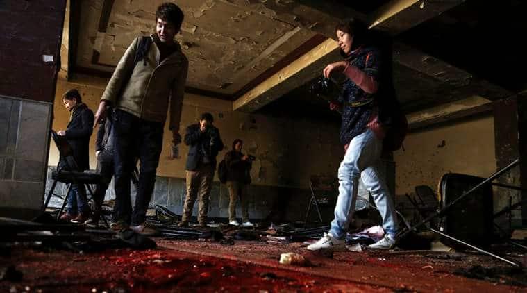 India condemns 'cowardly' suicide terror attack in Kabul