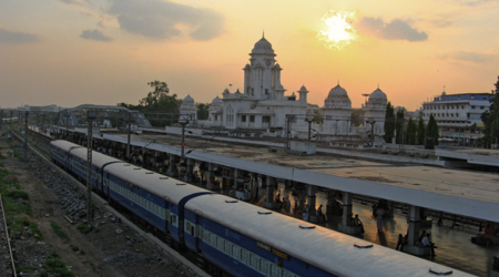 Kacheguda becomes India's 'first' energy-efficient railway station