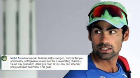 'Un-Islamic' Mohammad Kaif gets trolled for 'haraam' Christmas picture; what's new?!