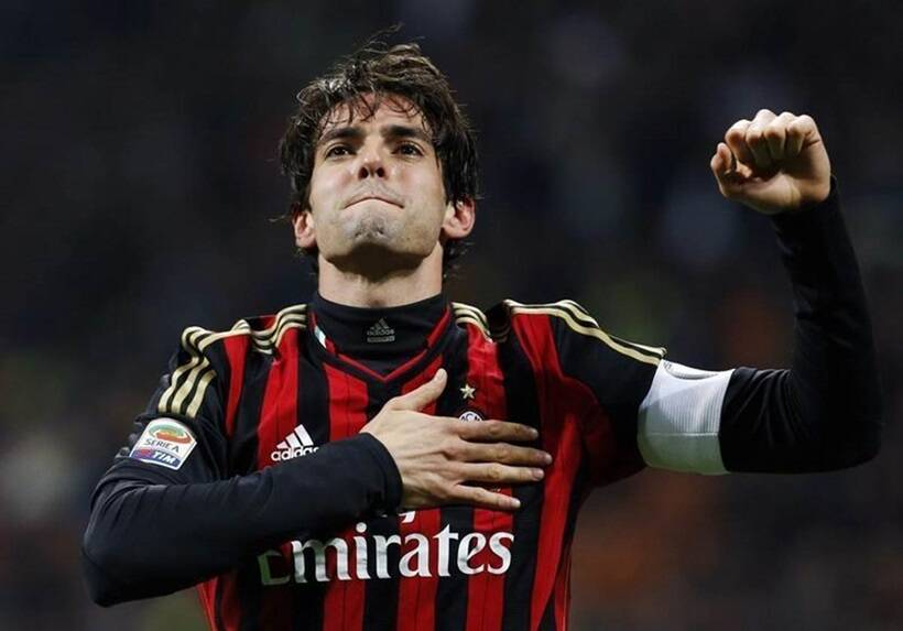 Kaka retirement in 2017