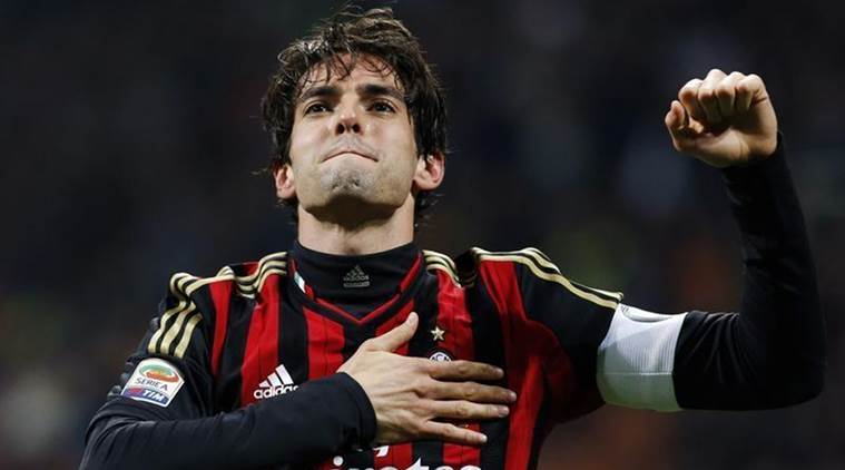 Brazilian great Kaka retires from football at the age of 35