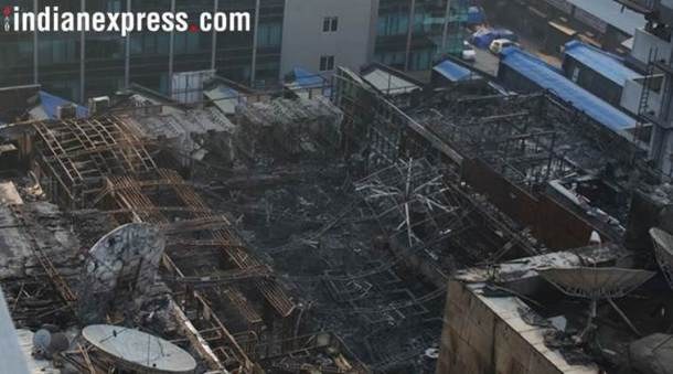 kamala mills fire, bombay hc, mumbai fire dept, mumbai pub fire, mojos bistro, 1above, indian express